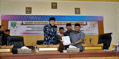 Harapan Fraksi 100 Hari Kerja Wako Padang Panjang