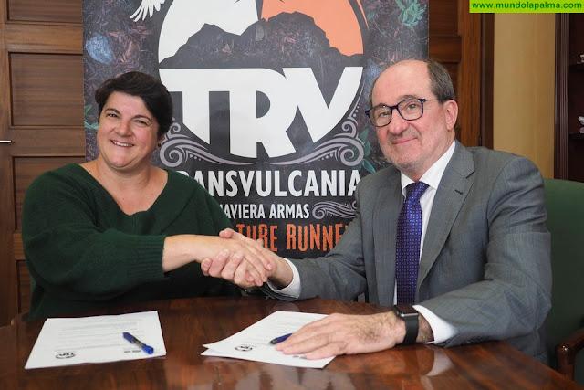 La RTV Canaria refuerza su apuesta por la Transvulcania Naviera Armas