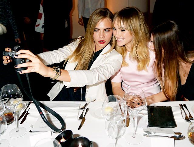 selfie, models, cara delevigne, vs angels, celebrities