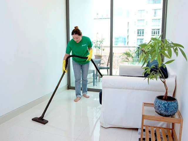 get trusted part time maid helpling home cleaning