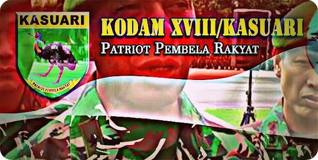 Kodam Kasuari Bahas Pilkada Serentak di Papua Barat