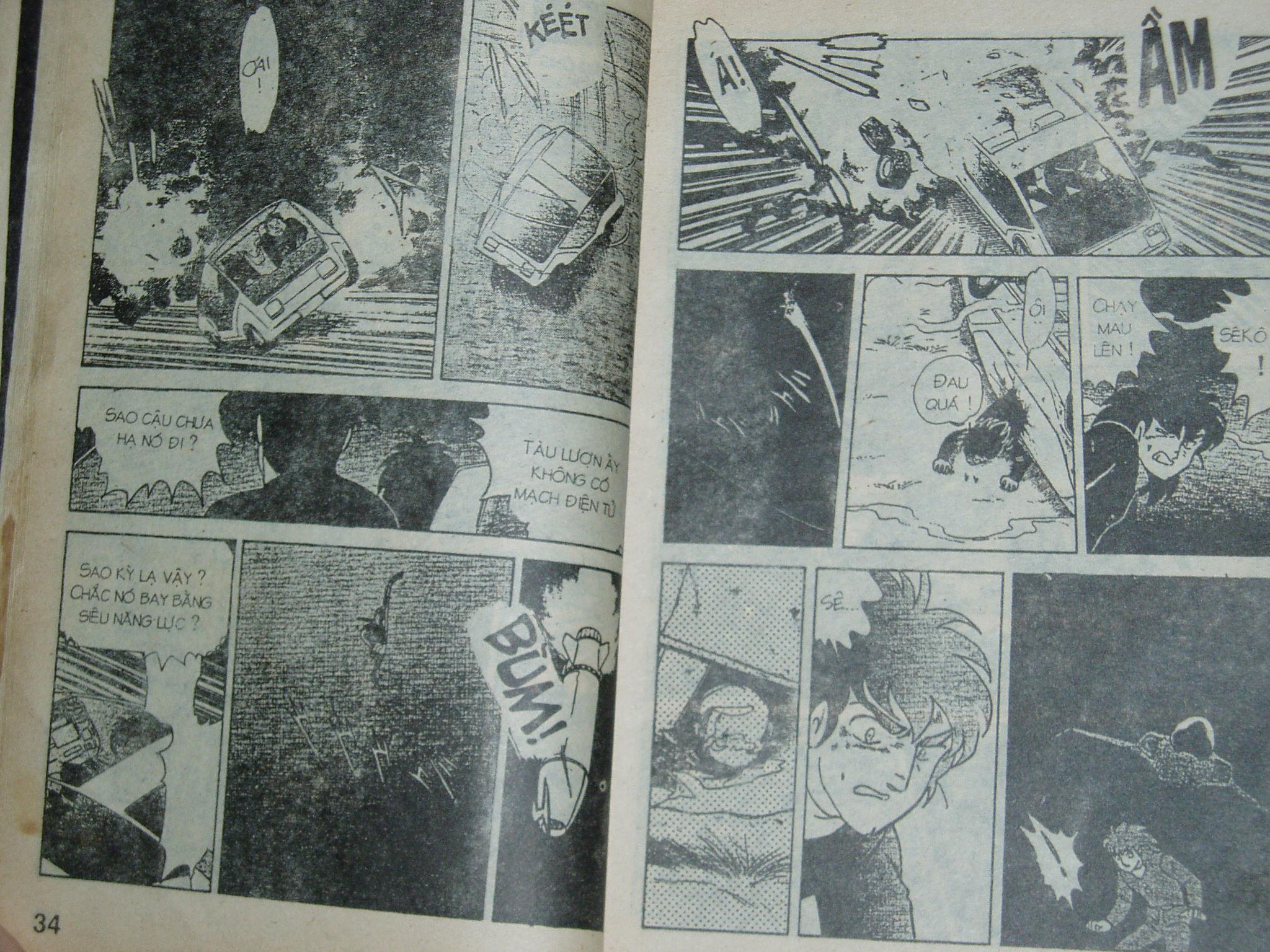 Siêu nhân Locke vol 17 trang 16