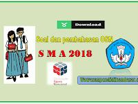 Download Soal dan Pembahasan OSN SMA Tahun 2018