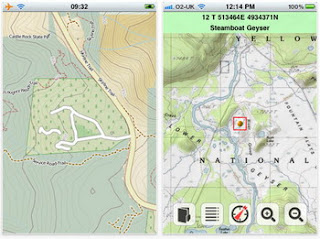 ViewRanger Global Open Maps edition for iPhone/iPad released on AppStore