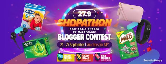 Lazada Shopathon Blogger Contest (2)