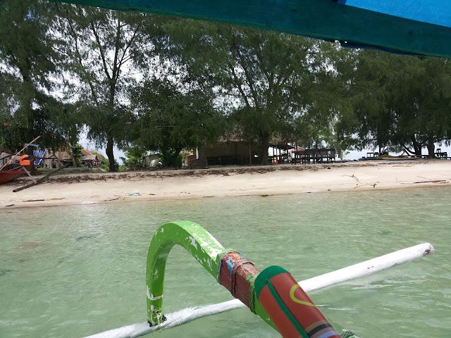 Pantai Cantik Lombok - Gili Sudak