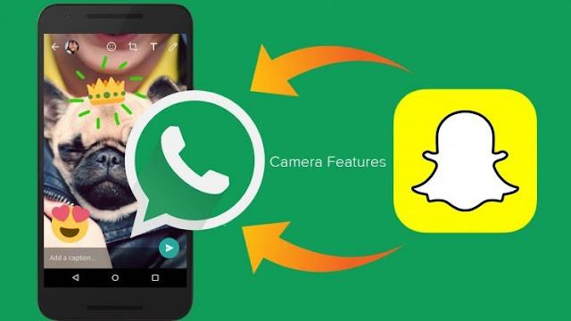 Whatsapp SnapChat Ozelligi Nedir