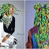 Singer Di'Ja unveils new hair trend with Ankara Braids