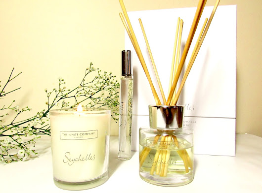 The White Company - Seychelles Home Scenting Set