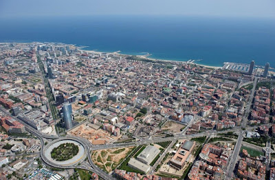 Geografi Catalonia Spanyol