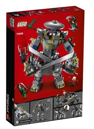 6c4f13673dc91c LEGO Ninjago Masters of Spinjitzu: Oni Titan $36 at Walmart (was $50 ...