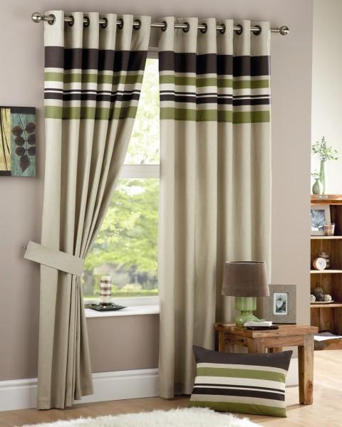 Modern Furniture: Contemporary Bedroom Curtains Designs