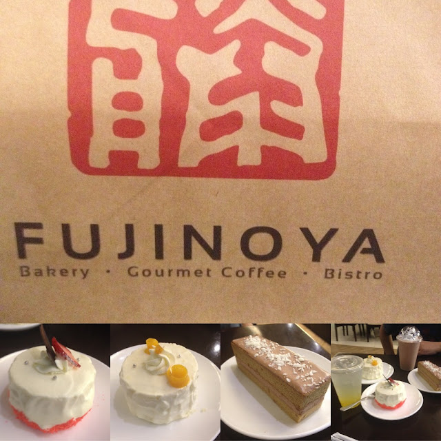 Fujinoya Bistro in Cebu City Philippines