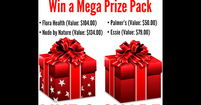 Win a MEGA PRIZE PACK!