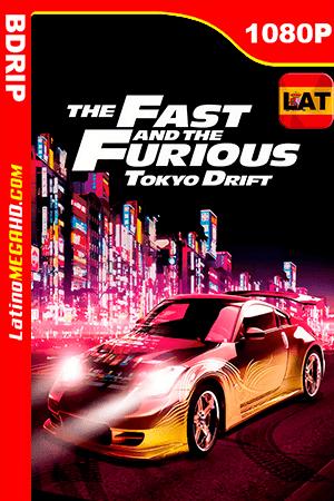 Rápido y Furioso: Reto Tokio (2006) Latino HD BDRIP 1080P ()