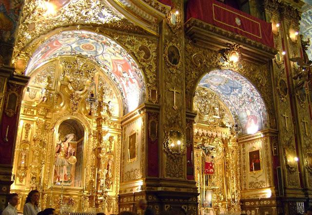 Resultado de imagen de basilica de san juan de dios de granada