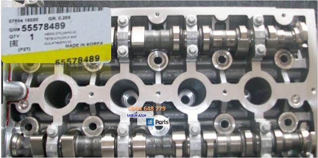 Mặt máy xe Lacetti nhập CDX chính hãng GM