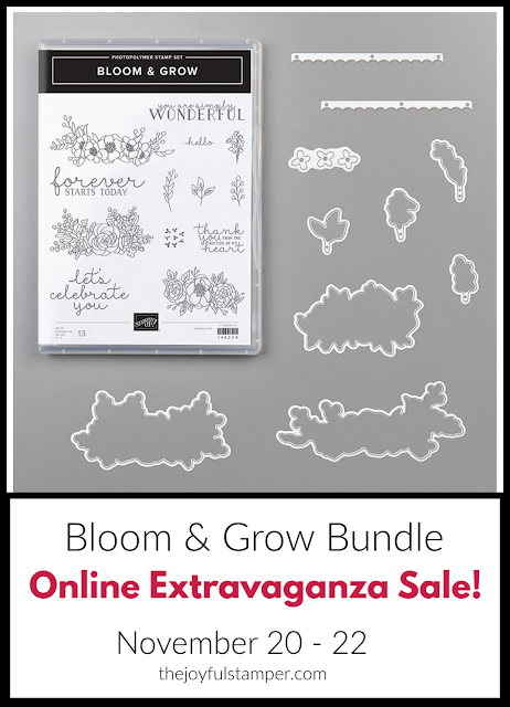 Bloom and Grow bundle - Online Extravaganza Sale
