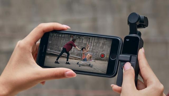 سعر ومواصفات كاميرا DJI Osmo Pocket
