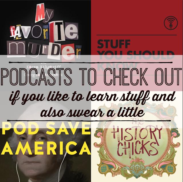 Podcasts for smart millennial women