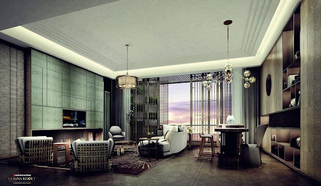 thiết kế căn hộ đẳng cấp tại dự án