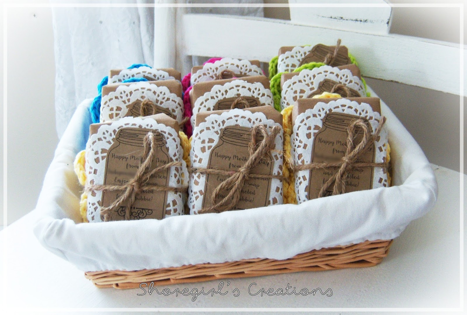 shoregirl's creations: mother's day gifts