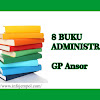 8 Buku Administrasi GP Ansor