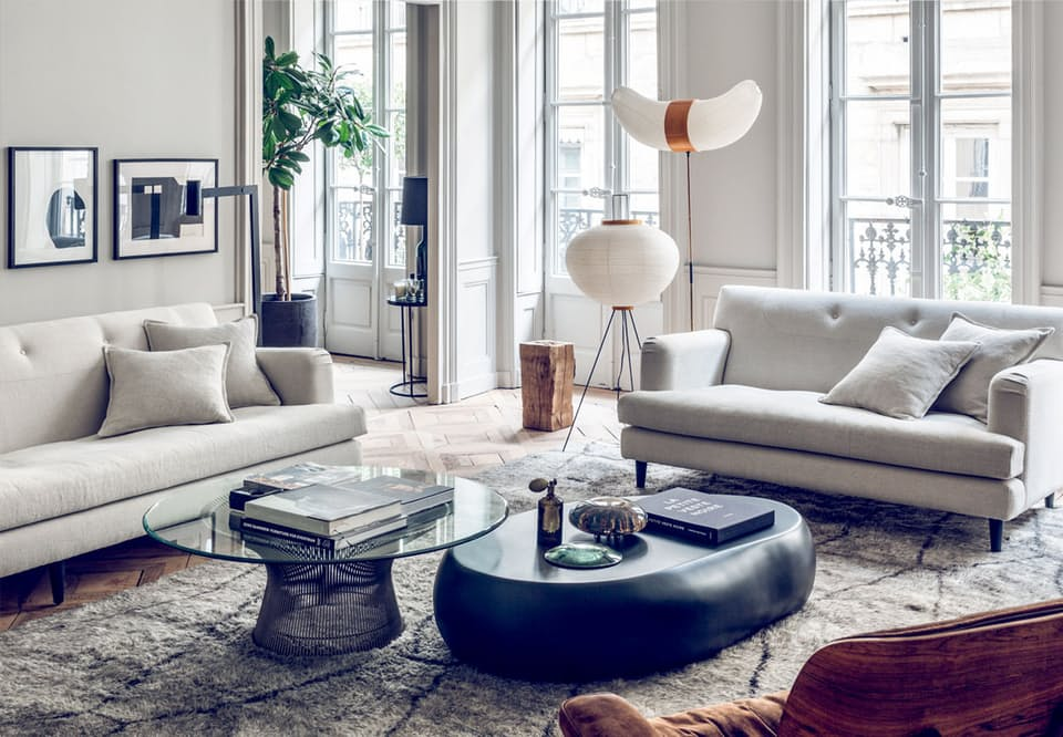 decordemon: Elegant apartment in the heart of Lyon by Maison Hand