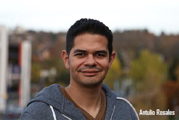 RUPTURA.org: Nuevo becario postdoctoral, Antulio Rosales