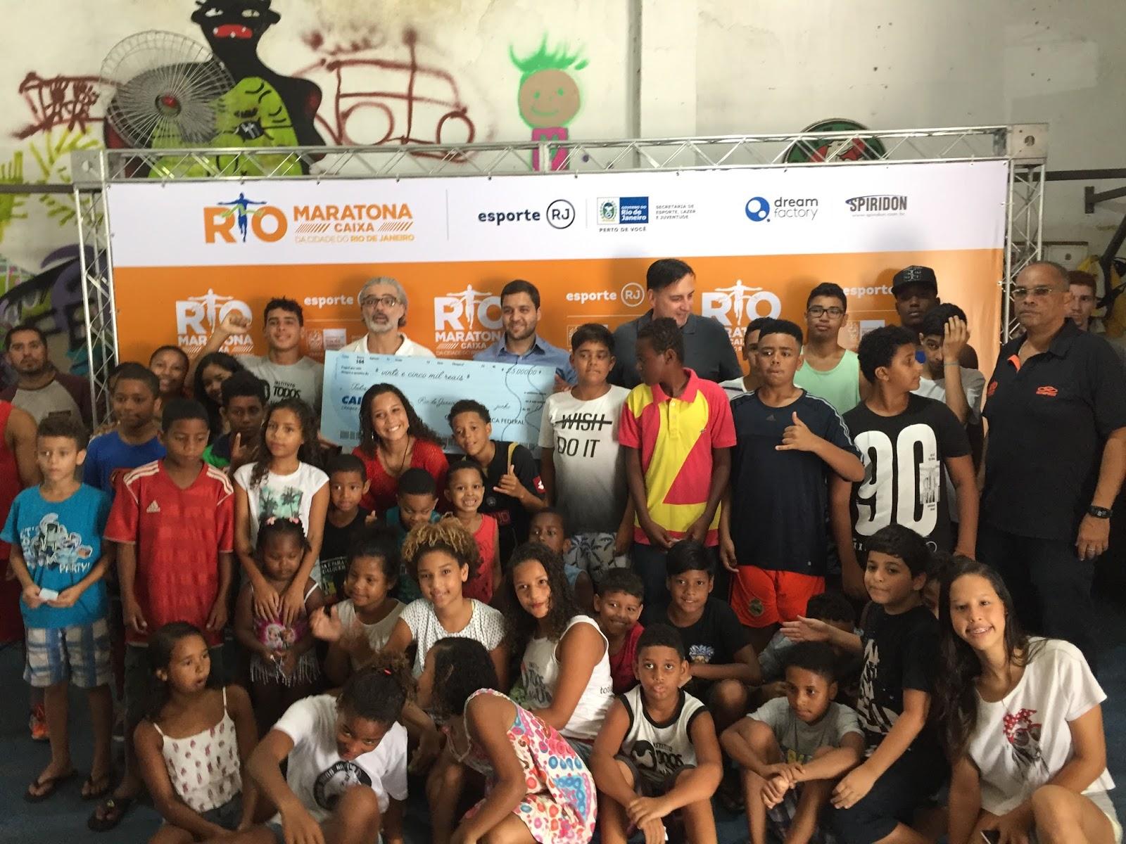 a029dda755d20 Maratona do Rio e Secretaria de Esporte