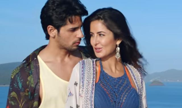 Sidharth Malhotra and Katrina Kaif shares great chemistry in 'Sau Aasmaan' from 'Baar Baar Dekho'.
