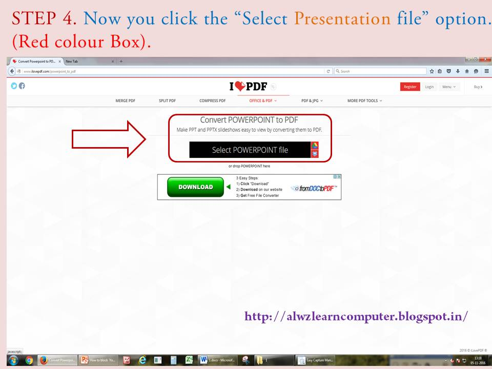 software to change pdf to powerpoint