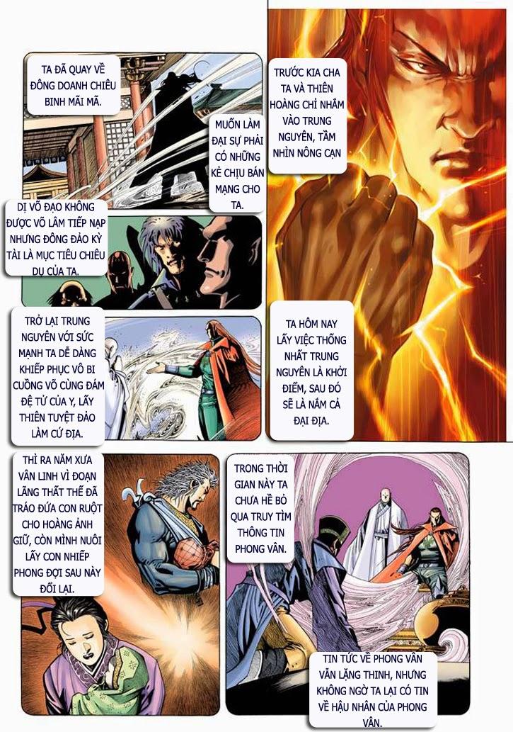 Phong Vân chap 323 - Trang 8