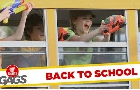 Funny Videos – Back to School Pranks – Best of Just For Laughs Gags