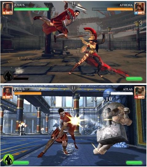 Download New Games Gods of Rome Versi 1.4.1a Mod Apk Terbaru (Instant Skill) Free