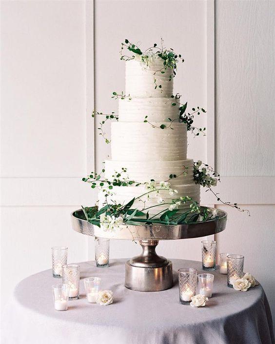 Kwiatowe torty weselne, Modne torty na wesele 2017, Planowanie wesela, Tort weselny inspiracje, Torty ślubne 2017, Torty weselne 2017, Trendy Ślubne 2017, Wesele 2017 – trendy, torty weselne z kwiatami