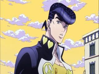 JoJo No Kimyou Na Bouken: Diamond Wa Kudakenai - Episódio 01