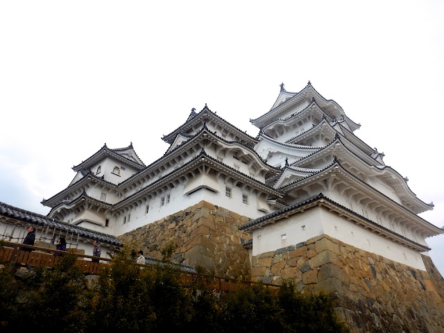 """Himeji Castle"" Himeji, Hyogo ( 姫路城 )"