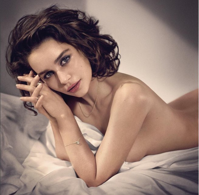 Emilia Clarke is recognized as the sexiest woman 2015
