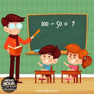 13 Adab Murid Terhadap Guru Yang Perlu Diterapkan Semula !