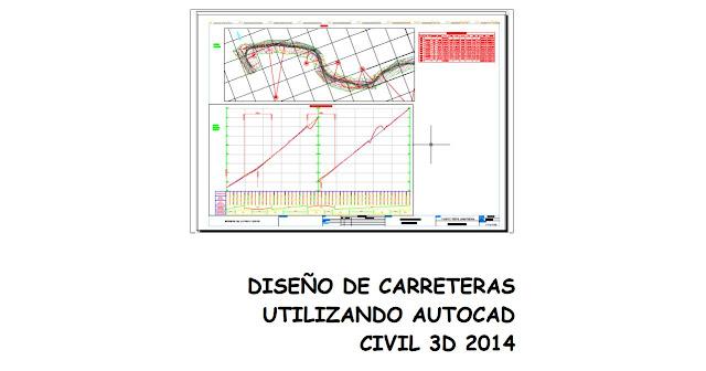 Descargar Curso de Diseño de Carreteras AUTOCAD 2014
