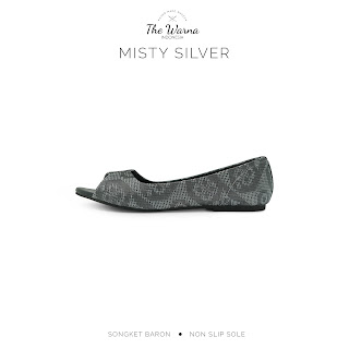 MISTY SILVER THE WARNA