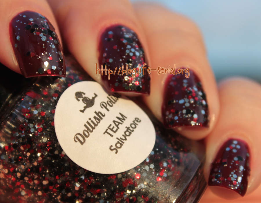 The one with Dollish Polish Team Salvatore! | Confessions of a ...