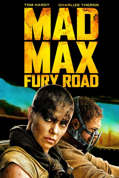 Mad Max Fury Road 2015 Dual Audio ORG Hindi 480p BluRay 300MB