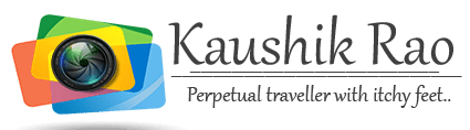 Kaushik Rao - Travel Diaries