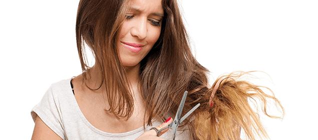 remedios para el cabello dañado