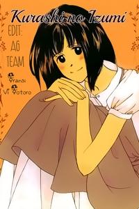 Truyện tranh Kurashi no Izumi