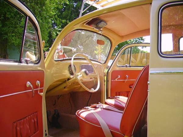 1957 Vw Oval Window For Sale