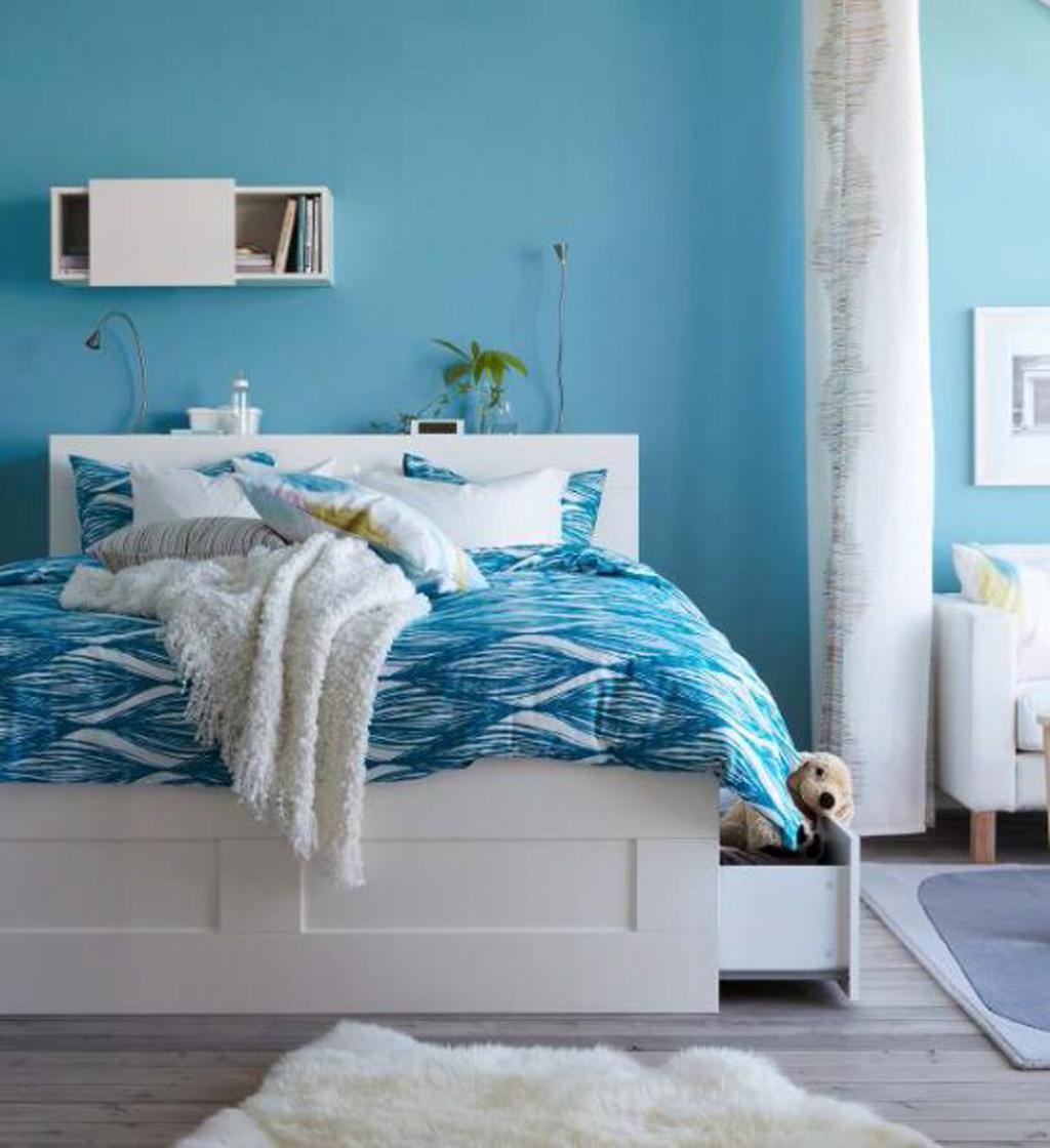 Mobili Moderni Italia: Mobili camera da letto IKEA 2013