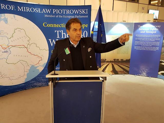 Στις Βρυξέλες για το «Σύμφωνο των Δημάρχων για το Κλίμα και την Ενέργεια» ο Δημήτρης Καμπόσος
